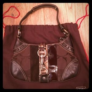 Vintage Coach Handbag